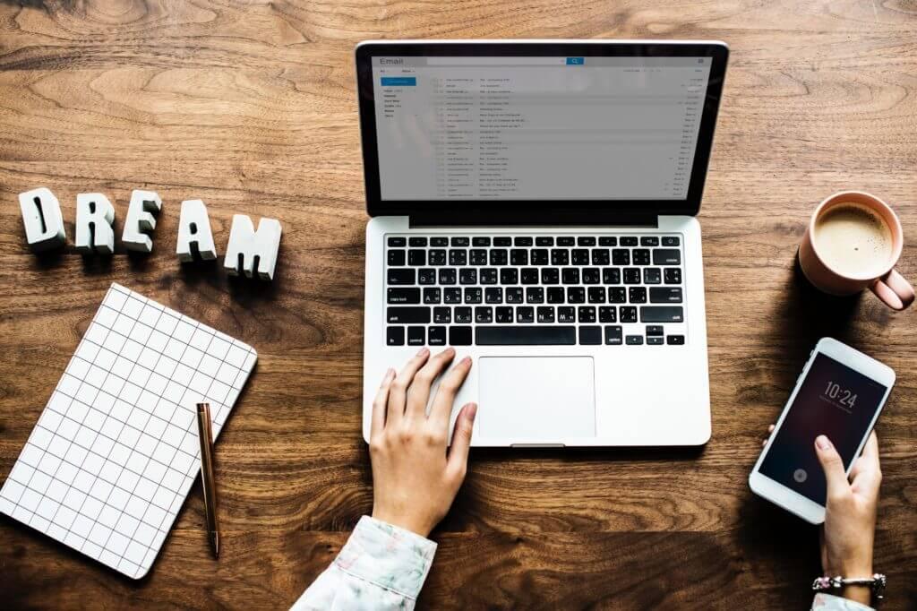 Create a blog to drive traffic!