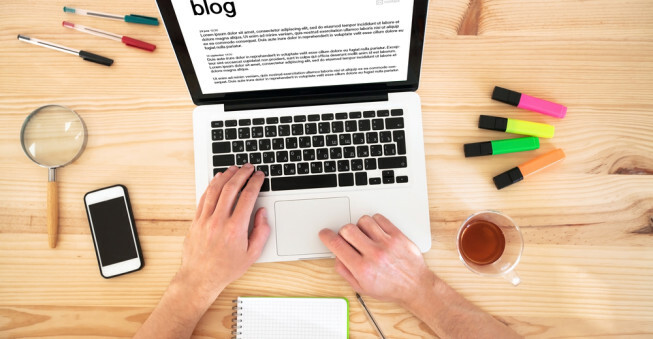 Why having a great Blog Design
