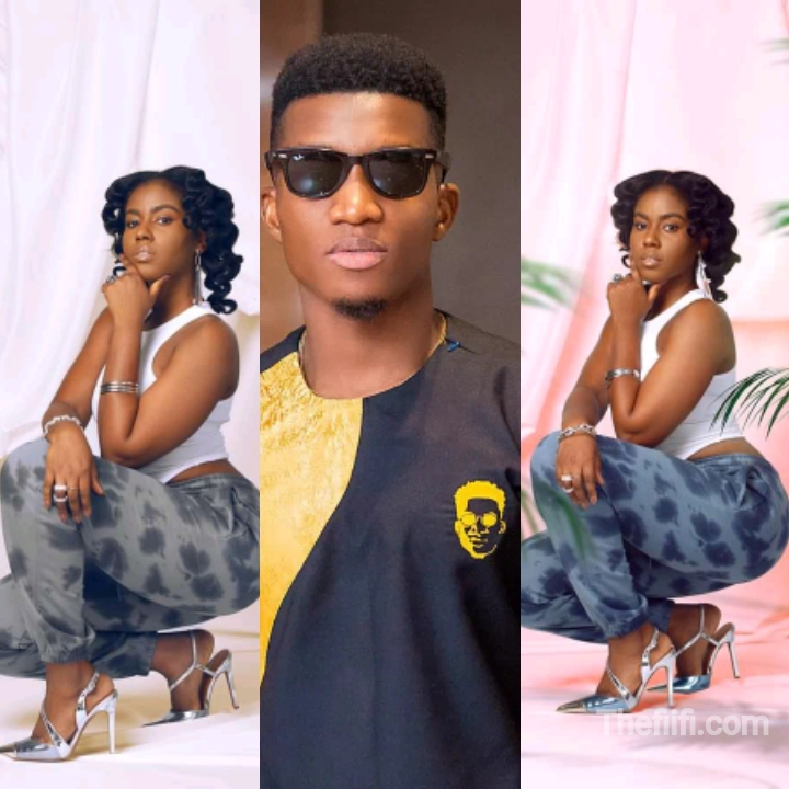 My Love For Her Simplicity And Decency Is Unmatched – Kinaata Say As He Celebrates MzVee On Her 29th birthday