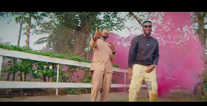 Mikey Benzy – Attention Ft Mr. Drew(Official Video)