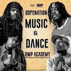 DopeNation – Jollof Waakye Ft Afrobeast x Dancegod Lloyd