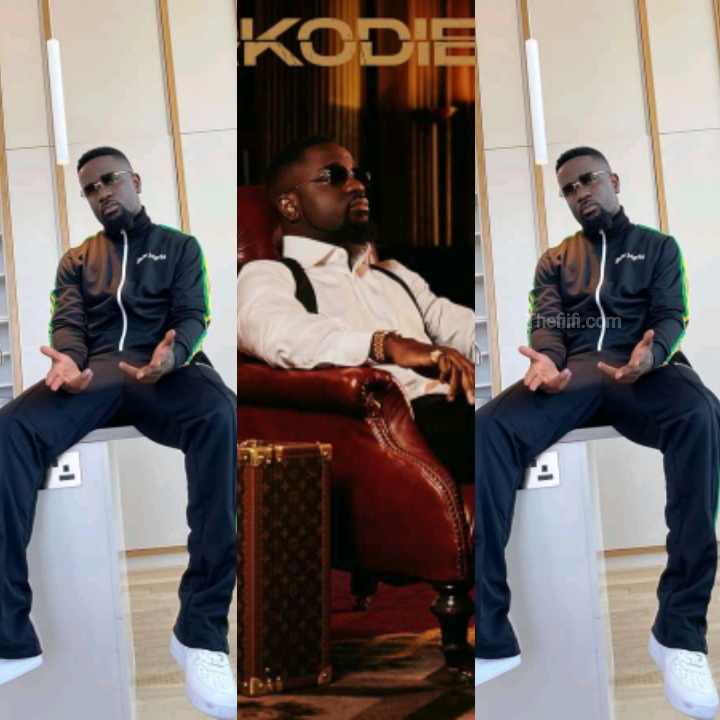 """Check out: Sarkodie Is No More Releasing """"No Pressure"""" Album On July, 9"""