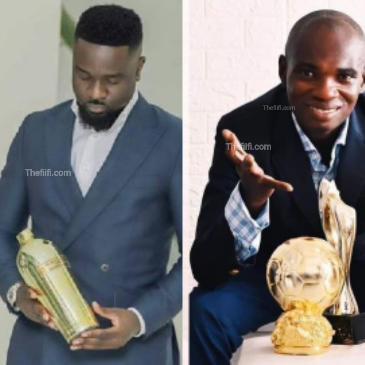 Sarkodie For The First Time Details On Dr. UN's Fake Award He Received