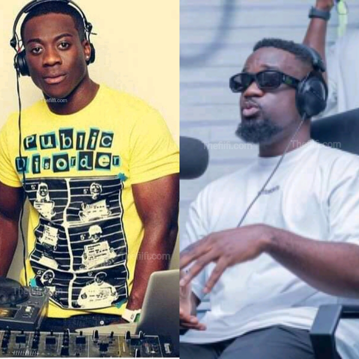 Sarkodie Apologises To DJ Abrantee For Leaving Him Out