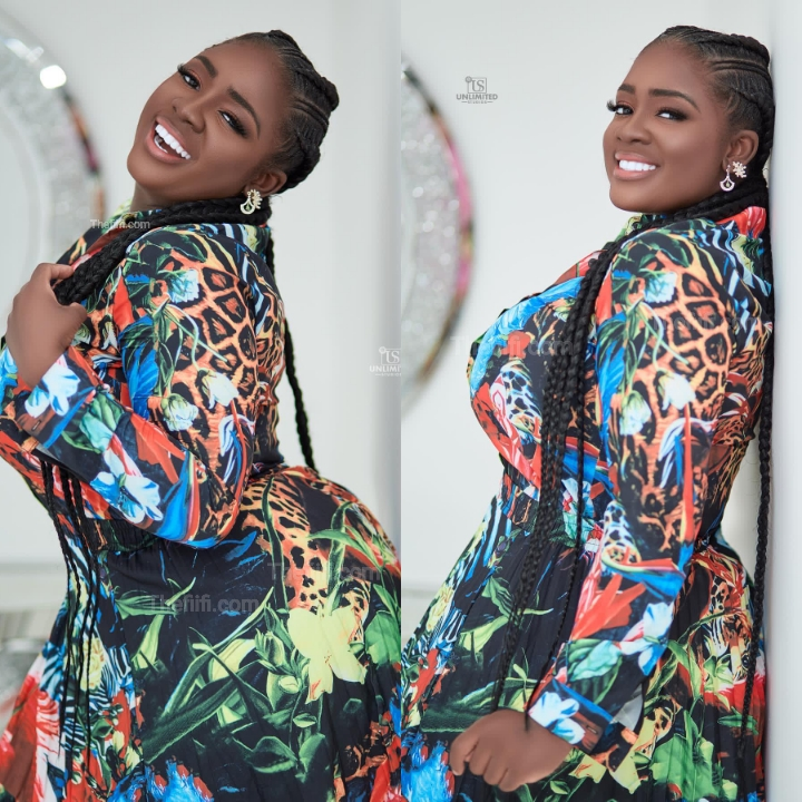 Beautiful Tracy Boakye Says She's Now Single And Searching