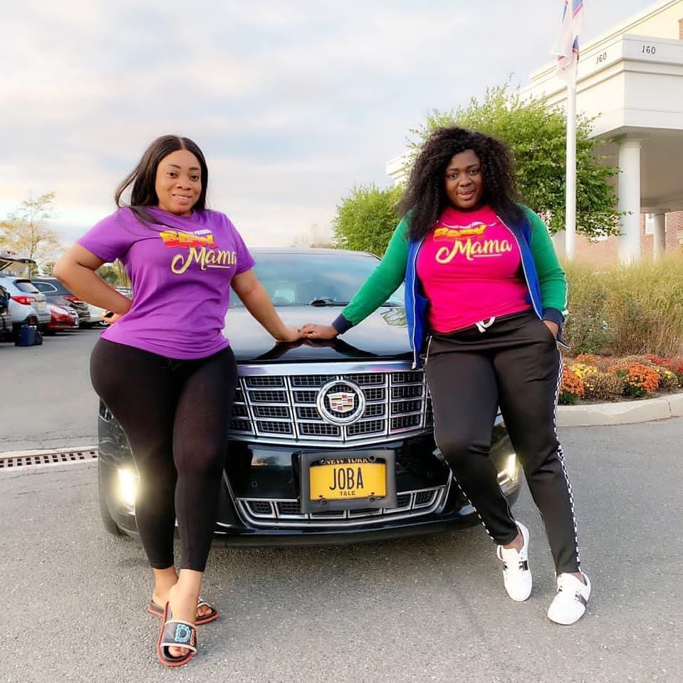 Tracy Boakye Runs To Church Amidst Moesha's Saga
