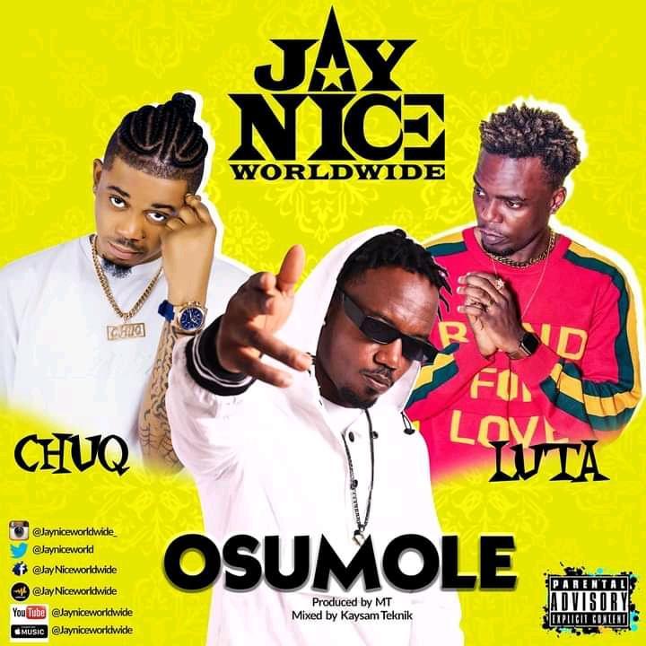 "Listen Up: Jay Nice Drops ""Osumole"" Featuring Luta & Chuq"