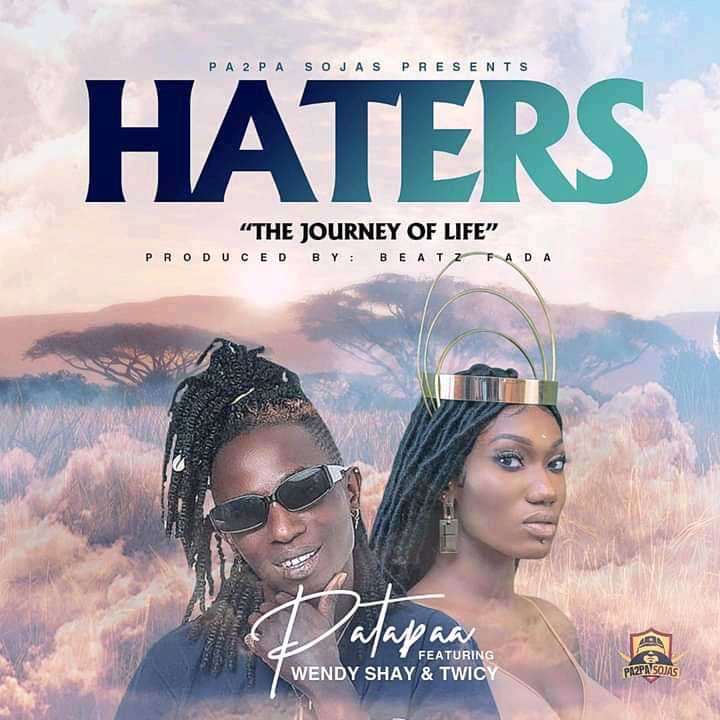 """Listen Up: Patapaa Teams Up With Wendy Shay On New Song """"Haters"""""""
