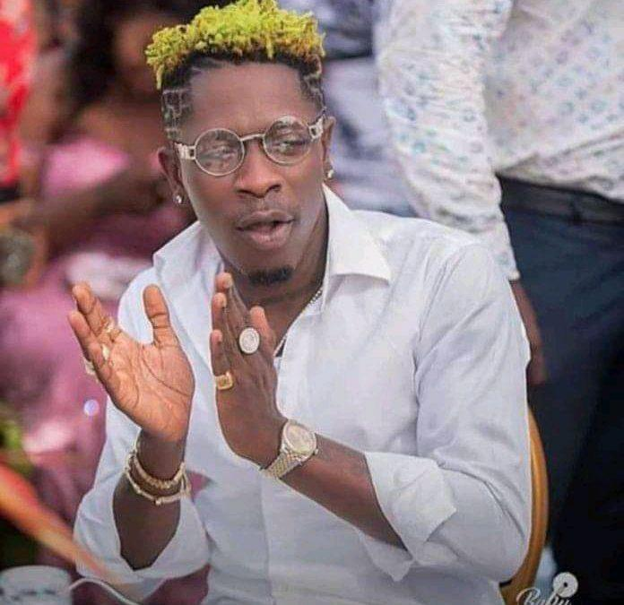 Shatta Wale Names His Favourite Rappers(Check)