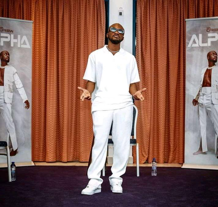 Mr Drew Unveils Tracklists And Release Date For His Alpha Album