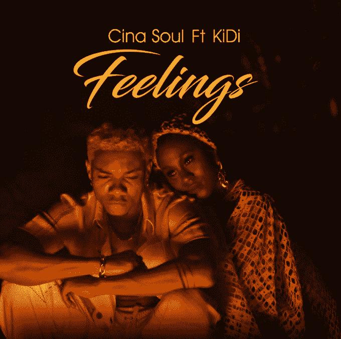 Listen Up: Cina Soul – Feelings Ft KiDi