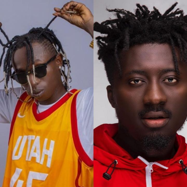 """It Will Take You More Than A Decade To Get A Hit Song Like """"One Corner"""" – Angry Patapaa Replies Amerado"""