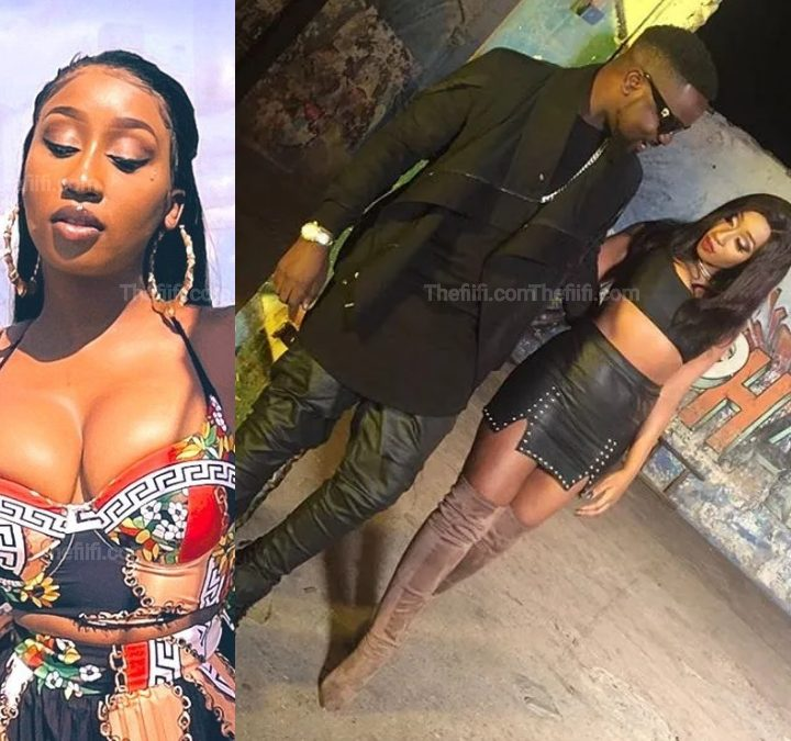 Don't Call Me Sarkodie's Wife, He Is A Married Man – Victoria Kimani Begs