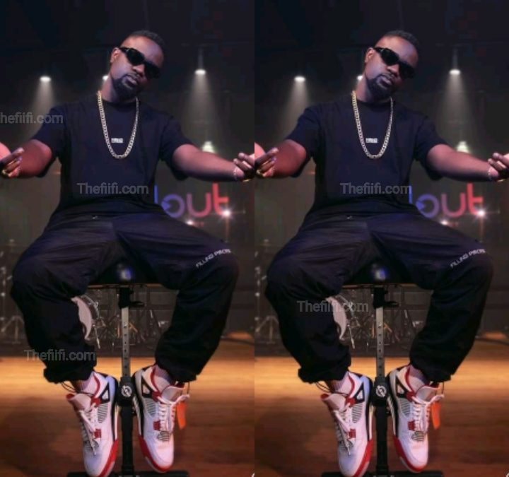 Sarkodie Plans To Have Live In Naija Concert Soon