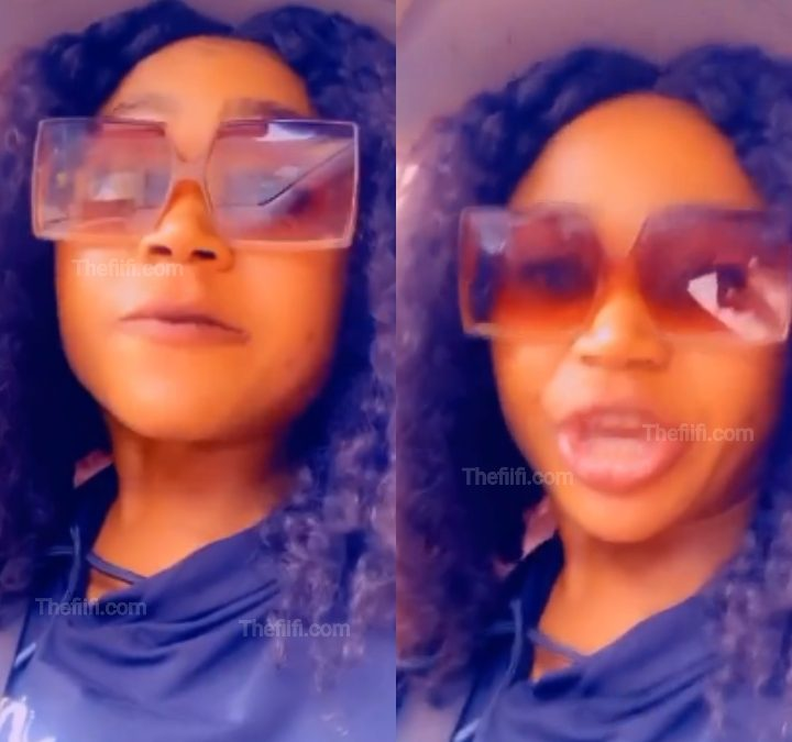 Video: Akuapem Poloo Reacts Painfully After National News Paper Published Her New Tw3rking Video