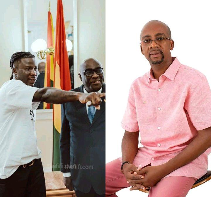 How Many Artists Supposed To Be Known By Real Names For Royalty To Work? – Stonebwoy Asks GHAMRO Chairman, Rex Omar For Saying He's Not Known By Real Name