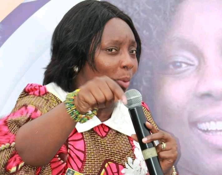 Give Men More Se.x So They Can Work Hard – Counsellor Charlotte Oduro Advises