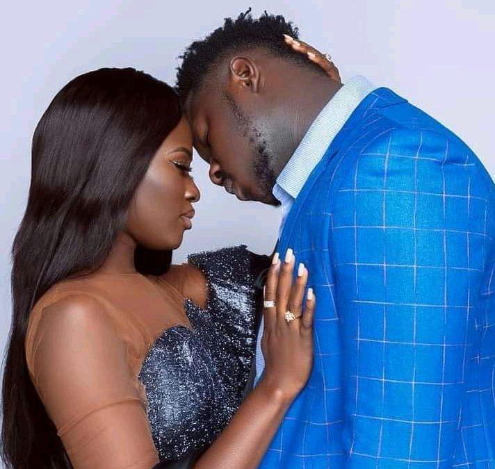 I Bless The Day You Sent Me That Message On Facebook – Fella Makafui Writes To Her Husband