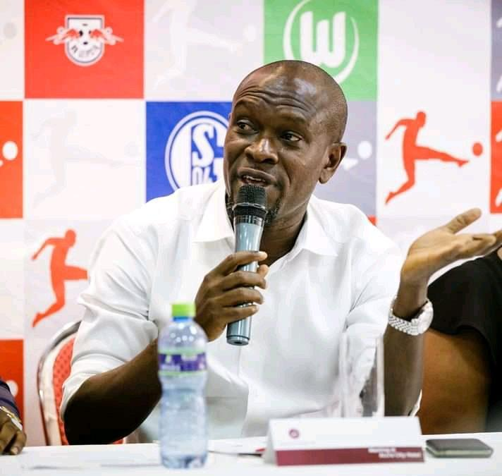 C.K Akonnor Sacked From Black Stars With His Two Assistants