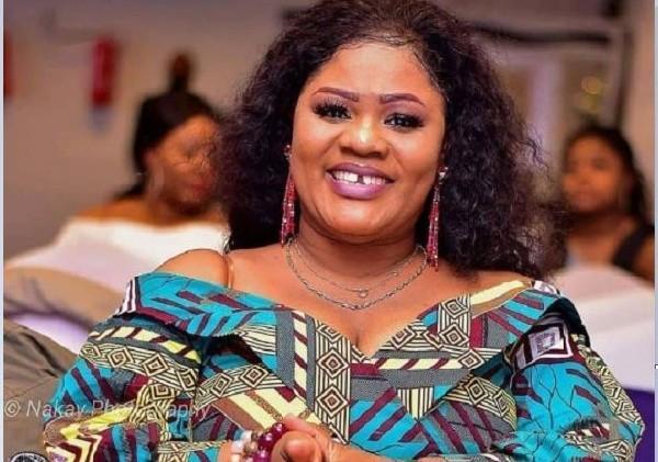 Wearing Of Make-Up Is Not Evil – Obaapa Christy Explains
