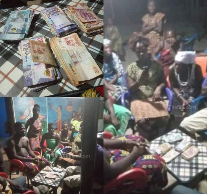 Thieves Return Ghc 9, 700 Of Ghc 10, 000 They Stole From A Popular Fetish Priest In Volta Region (PHOTOS)