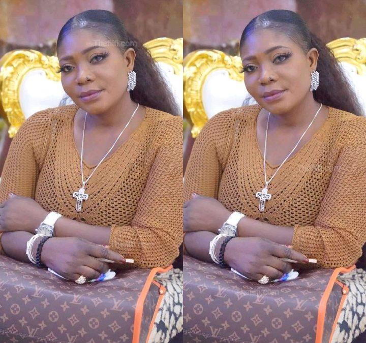 My Banging Shape Is Not From Surgery – Florence Obinim Replies Critics