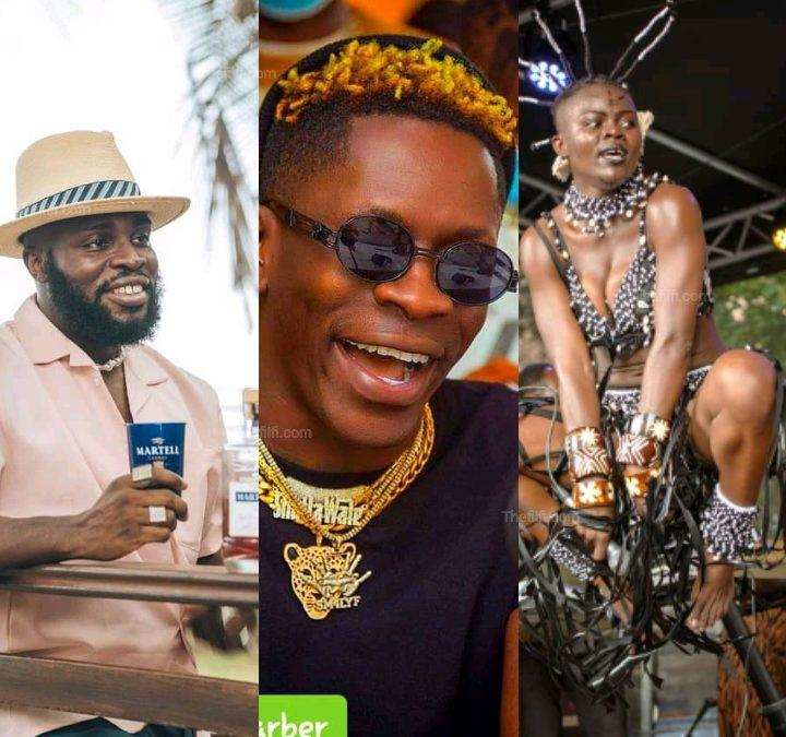 M.anifest And Wiyaala Are The Only Musicians s Living Music Life – Shatta Wale