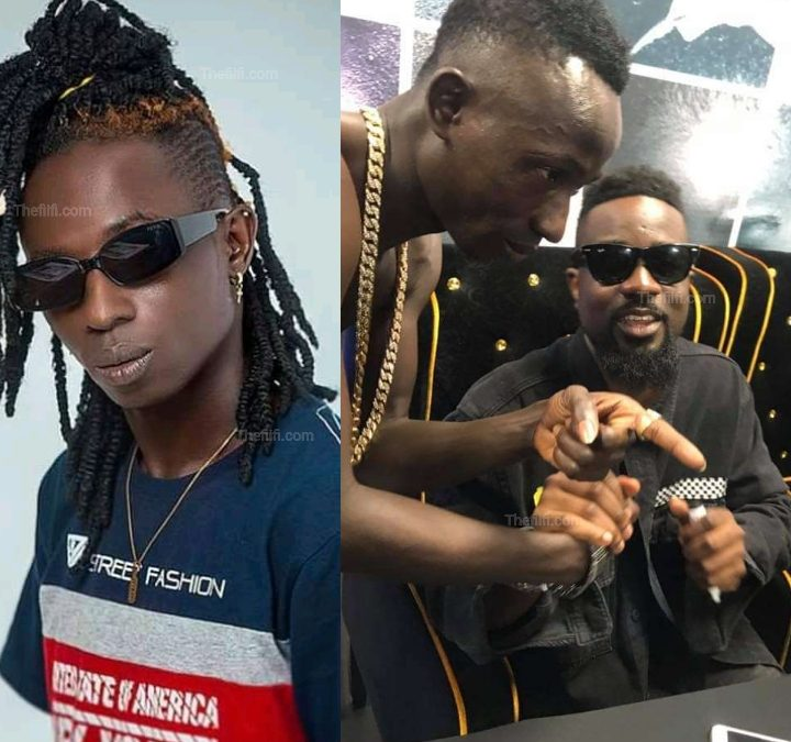 He Could Have Used His Wife's Name In The Song – Angry Patapaa Punches Sarkodie
