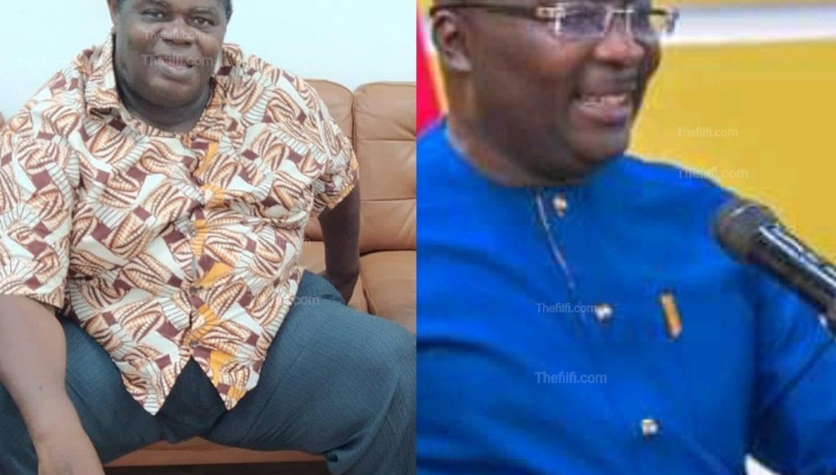 Vice President, Dr Bawumia Pays Five(5) Years For Psalm Adjeteyfio's Rent, Additional 20k For Upkeep