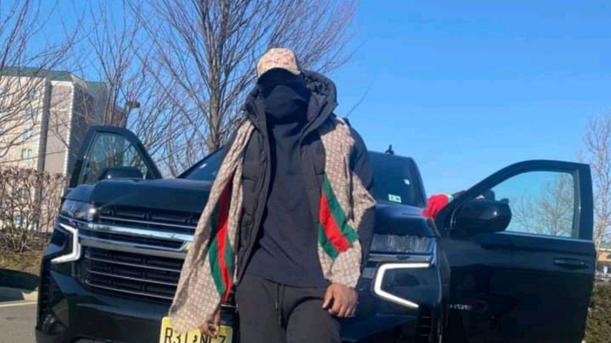 Medikal Explains Why He Covers His Face
