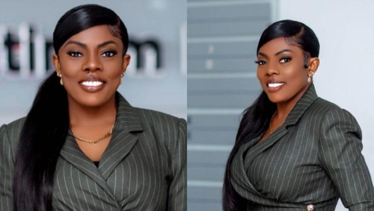 Don't Be Fooled By What You See On Social Media – Nana Aba Anamoah Advises The Youth