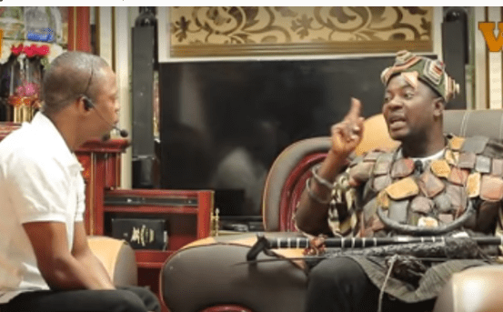 VIDEO: I Destroyed Michael Essien's Football Career after He Failed His Promise – Spiritual Father